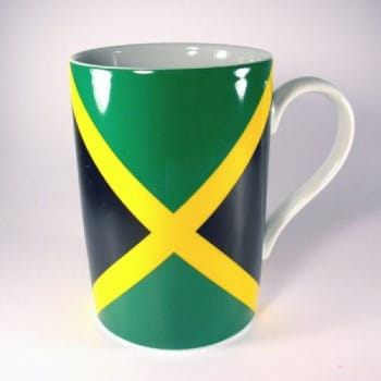 Flaggetasse Jamaika