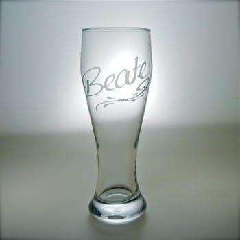Weizenbierglas mit Namensgravur o,5 liter