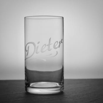 Altbierglas 0,2 l mit Namensgravur