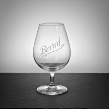 "Biertulpe""Legend"" Craft-Beer Glas mit Namens-gravur"
