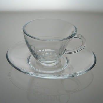 Espressotasse Cascada mit Gravur