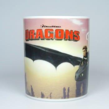 Dragons Becher