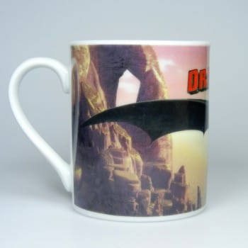 Namensgravur Dragons-Tasse