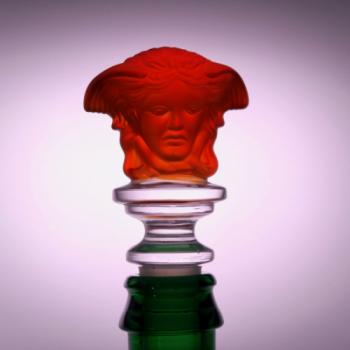 Flaschenverschluss Medusa Rot