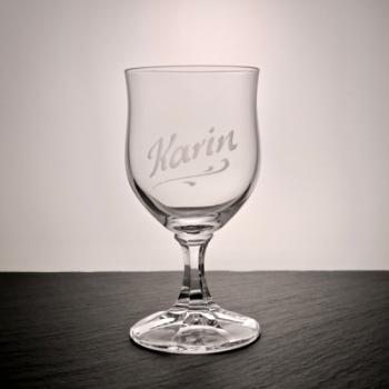 Grogglas mit Namensgravur Schott-Zwiesel