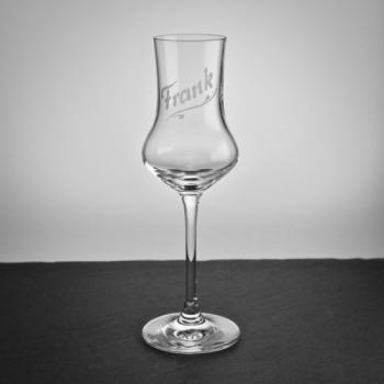 Grappaglas Classico von Schott Zwiesel mit Namen graviert