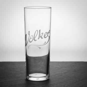 Kölschglas mit Namensgravur