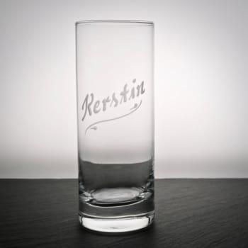 Longdrinkglas Paris Schott Zwiesel mit Gravur