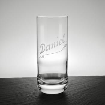 Trinkglas Easy 330ml mit Namen graviert