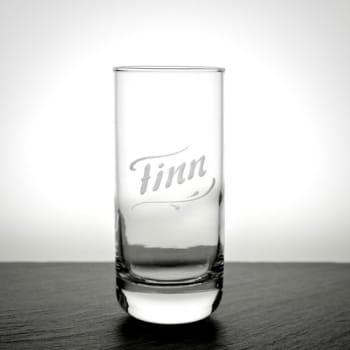 Trinkglas Easy mit Namen graviert