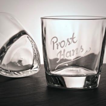 Whiskyglas Bermuda mit Namensgravur