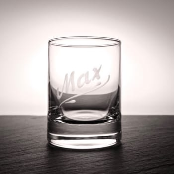 Whiskybecher Paris 150 ml mit Namensgravur