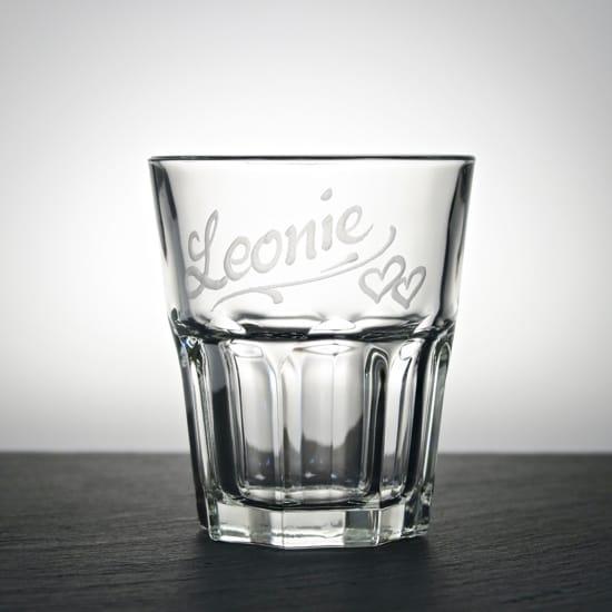 whiskyglas trinkglas mit individueller namensgravur. Black Bedroom Furniture Sets. Home Design Ideas