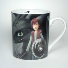 gravierte Tasse Dragons