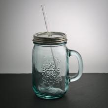 Henkelglas Natural Seitenansicht