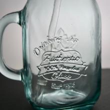 Henkelglas Natural Relief Detailansicht