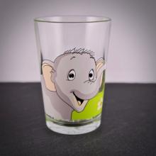 "Kinderglas ""Elefant"" mit Namensgravur"