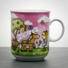 "Kindertasse ""Lilly"""