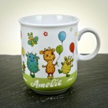 "Kindertasse ""Monsterchen"""