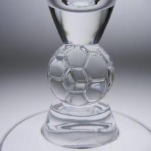 Detail Fußballglas Libero