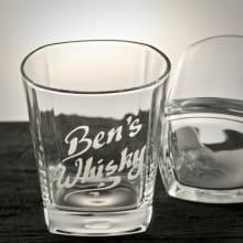 Whiskybecher Quam inkl. Glasgravur